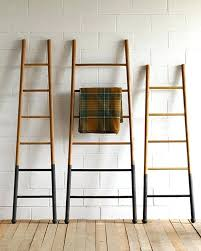 towel ladder rack ladders by wwwcom wooden ladder towel rack nz