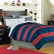 home improvement loans rates blue red rugby stripe boys full comforter set 8 piece bed in a