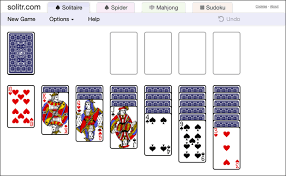solitaire sites to play