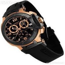 t race chronograph rose gold tone black rubber mens watch tissot t race chronograph rose gold tone black rubber mens watch