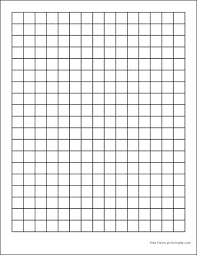 printable grid paper 1 2 inch 1 inch grid paper printable 1 2 inch graph paper 1 grid paper