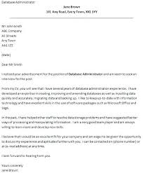 A Cover Letter For A Job Employment Letter Sample Cover Letter For