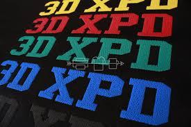 <b>Термотрансферная пленка</b> 3D XPD зеленый, ширина 46 см ...