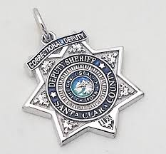 law enforcement fire department badge jewelry created by the artisans at the jewelry factory at factory direct s