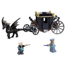 Купить конструктор <b>LEGO Harry Potter Побег</b> Грин-де-Вальда ...