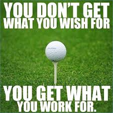Golf Quotes Impressive Birthday Golf Quotes Clickadoonet