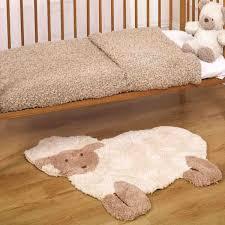 nursery little lamb rug by flair rugs