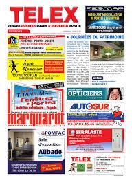 Telex 3712 Sarrebourg By Claude Vervin Issuu