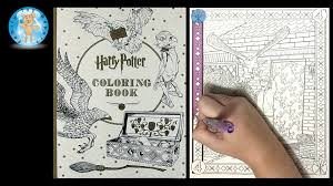 Small Picture Harry Potter Coloring Book by Scholastic Owl Wizard Magic Speed