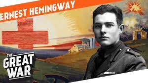 A <b>Farewell to</b> Arms - <b>Ernest Hemingway</b> I WHO DID WHAT IN WW1 ...