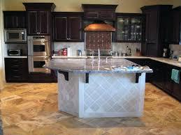 tiled kitchen island beautiful astounding with regard to stylish residence kick plate decor top home improvement
