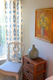 Patterned Curtains Living Room Curtains Half Way Patterned Living Room House Beautifull Rooms
