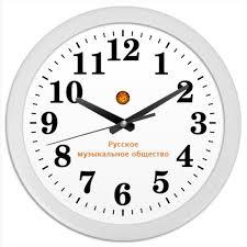 <b>Часы круглые из</b> пластика <b>часы</b> настенные #2289903 от aiz ...