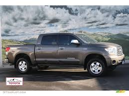 2010 Pyrite Brown Mica Toyota Tundra Limited CrewMax 4x4 #58238401 ...