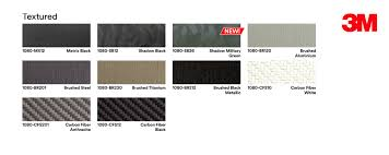 Dove Grey Colour Chart Vehicle Wrap Complete Colour Range 3m Avery Hexis Oracal