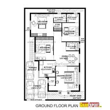 60 foot wide house plans new house plan for 20 feet by 45 feet plot elegant