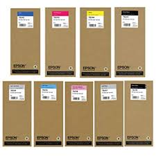 Epson SC-P7000 High Yield Full 9 Color Ink (350 ml ... - Amazon.com