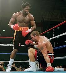 lennox lewis. larry merchant called lewis\u0027 performance \u0027perfect,\u0027 and it was difficult to argue: his impeccable defense, precise jab, impressive ring awareness lennox lewis