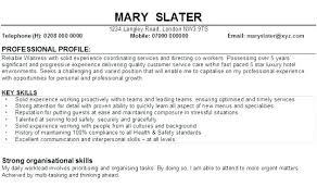 waitressing cv waitress curriculum vitae examples example of resume sample for cafe