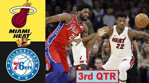 Miami Heat vs Philadelphia 76ers ...
