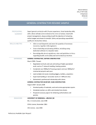 resume contractor resume template contractor resume template diacoblog com