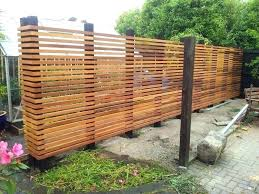 outdoor privacy screen types of you can make at home dream house ideas pictures patio pr