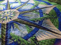 4 Places to Find New Free-Motion Quilting Ideas & Judy Niemeyer quilt free motion quilting Adamdwight.com