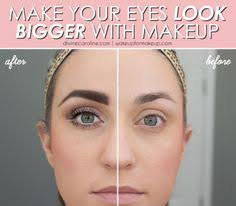 how to make your eyes look bigger elongated eyes eyes eyes eye big and makeup