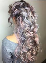 Discover Ideas About Pink Grey Hair