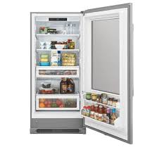 19 cu ft glass door all refrigerator