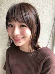 Un Ami 表参道 増永剛大 はねても可愛い人気の大人おしゃれボブ Un