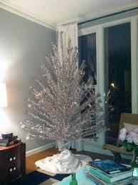 Grey Christmas Tree My So Called Christmas Tree Hommemaker