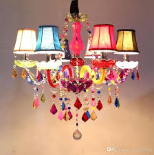 morn led crystal chanlier lighting colorful chanliers corative lamps pendant lamp hanging light chandelier earrings