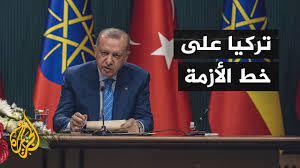 أردوغان يعلن استعداد تركيا للوساطة من أجل حل النزاع بين إثيوبيا والسودان -  YouTube