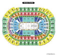 Capital One Arena Washington Dc Seating Chart View