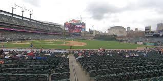 Comerica Park Section 120 Detroit Tigers Rateyourseats Com