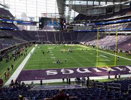 U S Bank Stadium Section 121 Seat Views Seatgeek