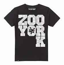 Zoo York Clothing Size Chart Mens Zoo York Graffiti Stack Tshirt Black High Quality Custom Printed Tops 2018 Men S Lastest