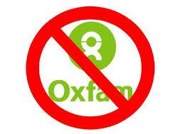 Hasil gambar untuk no to oxfam