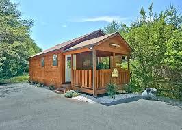 1 Bedroom Cabins in Pigeon Forge Acorn Cabin Rentals