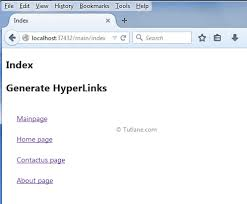 Create Hyperlink or Actionlink (Html.ActionLink) from Controller in ...