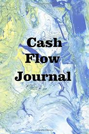 Amazon Com Cash Flow Journal Keep Track Of Investments