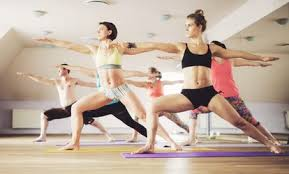 groupon up to 65 off cl p at blue moon hot yoga