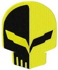 chevrolet racing logo. chevrolet corvette racing logo 3 machine embroidery design