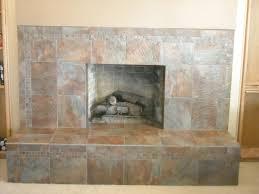 slate tile fireplace slate tile fireplace rhone