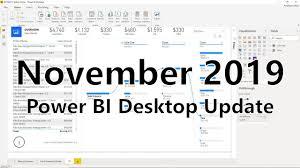 Power Bi Designer Download 32 Bit Power Bi Desktop November 2019 Feature Summary Microsoft