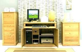 hideaway home office. Hidden Office Furniture . Hideaway Home