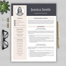 Modern Resume Template 2013 Modern Resume Template Professional Resume Template For