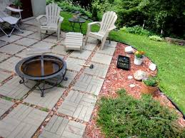how to build a stone patio inspirational how to lay patio stone unique outdoor dining bench