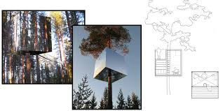 invisible tree house hotel. Now You See It.....the Invisible Tree House. House Hotel